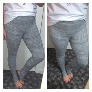 Grey Aeropostale Leggings